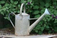 Vodu na záhrade treba vypustiť